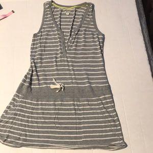 DKNY t-shirt dress